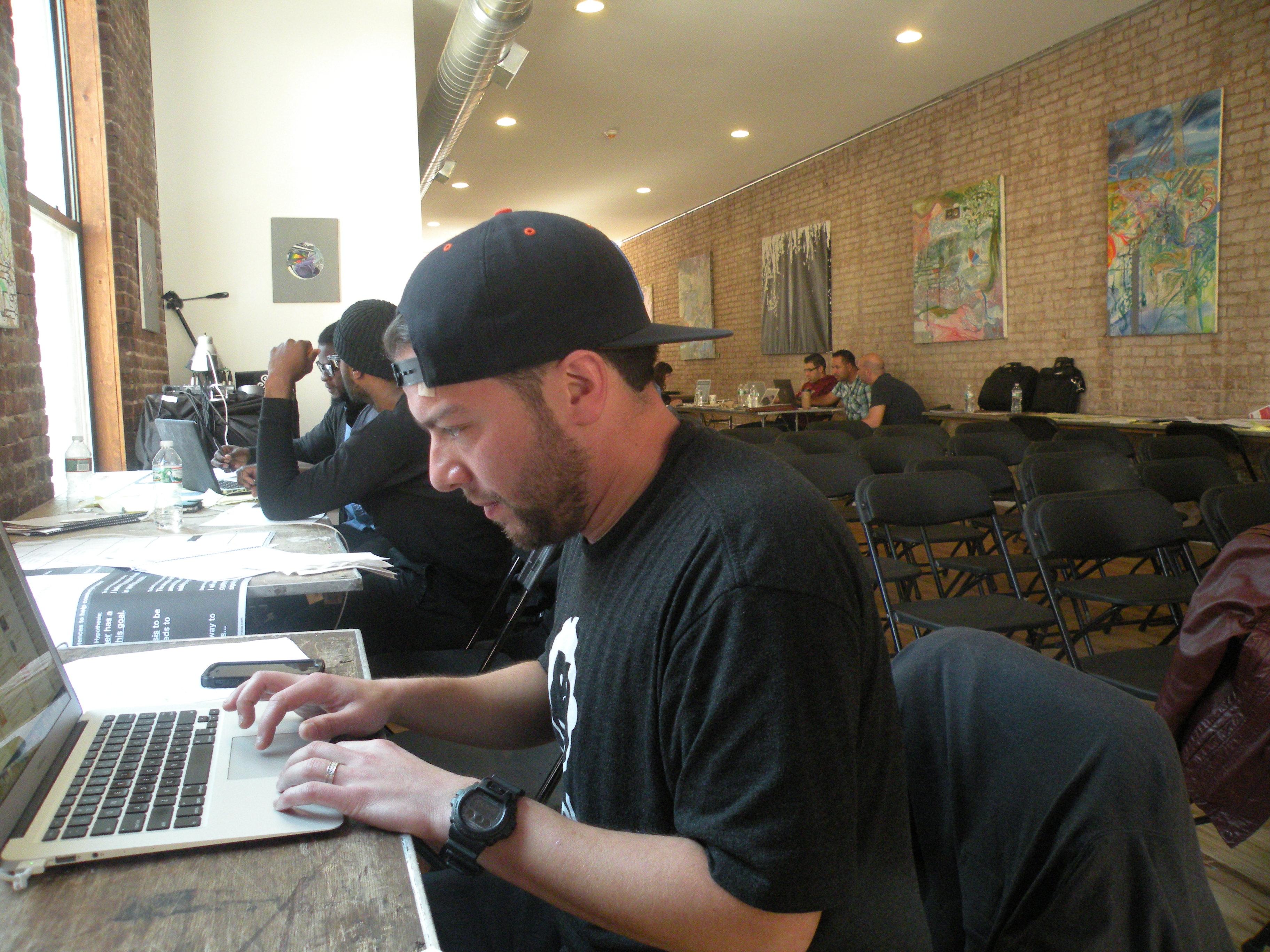 Chris Rodriguez & Lean Startup Machine Newark